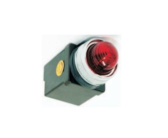 Đèn báo LED màu vàng phi 30 CR-302-D0-Y