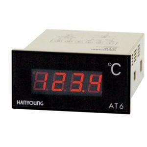Bộ điều khiển nhiệt độ Hanyoung AT6-K06