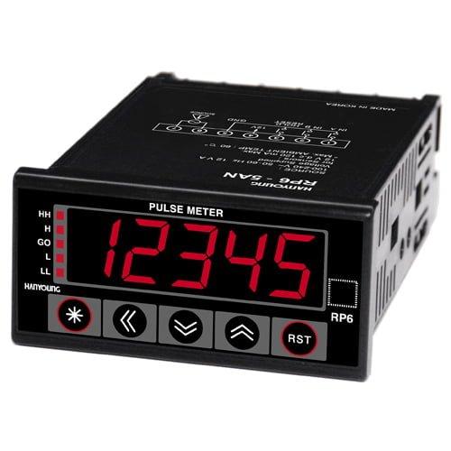 Đồng hồ đếm xung đa chức năng RP3-5A1