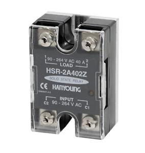 SSR Hanyoung 1 Pha 40 Amper HSR-2A402Z